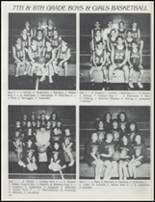 1993 Stillwater High School Yearbook Page 110 & 111