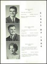1966 Phillips High School Yearbook Page 14 & 15