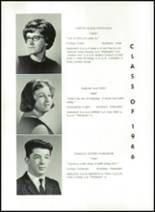 1966 Phillips High School Yearbook Page 16 & 17
