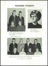 1966 Phillips High School Yearbook Page 24 & 25