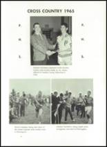 1966 Phillips High School Yearbook Page 40 & 41