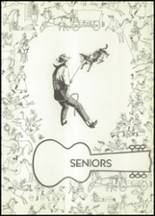 1953 Holmesville High School Yearbook Page 16 & 17