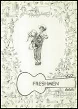 1953 Holmesville High School Yearbook Page 40 & 41