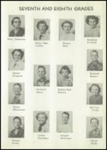 1953 Holmesville High School Yearbook Page 46 & 47
