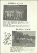 1953 Holmesville High School Yearbook Page 58 & 59