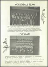 1953 Holmesville High School Yearbook Page 60 & 61