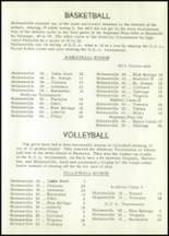 1953 Holmesville High School Yearbook Page 62 & 63