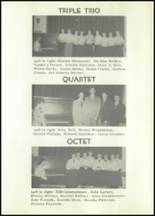 1953 Holmesville High School Yearbook Page 64 & 65