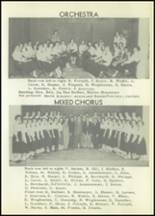 1953 Holmesville High School Yearbook Page 66 & 67