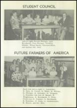 1953 Holmesville High School Yearbook Page 70 & 71
