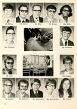 1975 Lakeside Middle School Yearbook Page 10 & 11