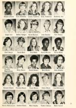 1975 Lakeside Middle School Yearbook Page 14 & 15
