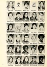 1975 Lakeside Middle School Yearbook Page 16 & 17
