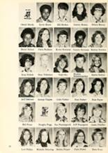 1975 Lakeside Middle School Yearbook Page 20 & 21