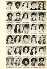 1975 Lakeside Middle School Yearbook Page 22 & 23
