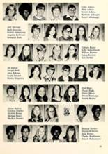 1975 Lakeside Middle School Yearbook Page 24 & 25