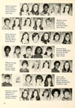 1975 Lakeside Middle School Yearbook Page 28 & 29