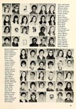 1975 Lakeside Middle School Yearbook Page 32 & 33