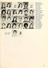 1975 Lakeside Middle School Yearbook Page 36 & 37