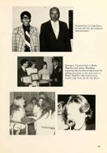 1975 Lakeside Middle School Yearbook Page 60 & 61
