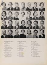 1940 Reagan High School Yearbook Page 16 & 17