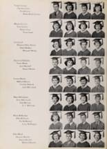 1940 Reagan High School Yearbook Page 34 & 35