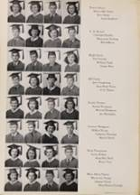 1940 Reagan High School Yearbook Page 40 & 41