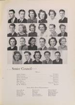 1940 Reagan High School Yearbook Page 76 & 77
