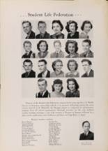 1940 Reagan High School Yearbook Page 78 & 79