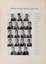 1940 Reagan High School Yearbook Page 98 & 99