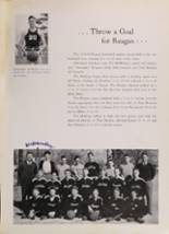 1940 Reagan High School Yearbook Page 108 & 109