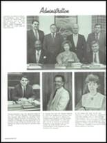 1988 Carrollton High School Yearbook Page 86 & 87