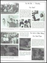 1988 Carrollton High School Yearbook Page 100 & 101
