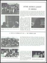 1988 Carrollton High School Yearbook Page 106 & 107