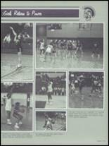 1988 Carrollton High School Yearbook Page 126 & 127