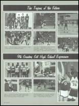 1988 Carrollton High School Yearbook Page 128 & 129