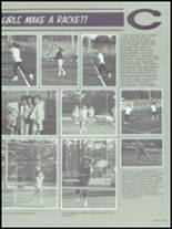 1988 Carrollton High School Yearbook Page 132 & 133