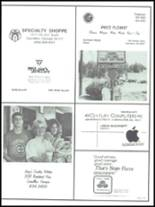 1988 Carrollton High School Yearbook Page 160 & 161