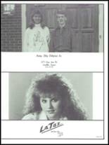 1988 Carrollton High School Yearbook Page 166 & 167