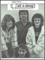 1988 Carrollton High School Yearbook Page 200 & 201
