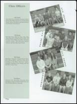 2003 Limon High School Yearbook Page 14 & 15