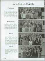 2003 Limon High School Yearbook Page 42 & 43