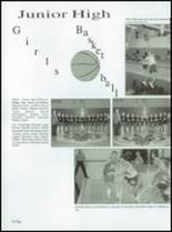 2003 Limon High School Yearbook Page 50 & 51