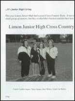 2003 Limon High School Yearbook Page 52 & 53