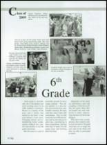 2003 Limon High School Yearbook Page 88 & 89