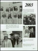 2003 Limon High School Yearbook Page 106 & 107