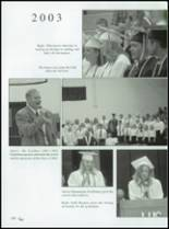 2003 Limon High School Yearbook Page 108 & 109