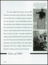 2003 Limon High School Yearbook Page 110 & 111