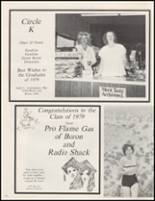 1979 Boron High School Yearbook Page 104 & 105
