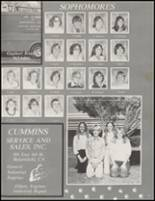 1979 Boron High School Yearbook Page 138 & 139